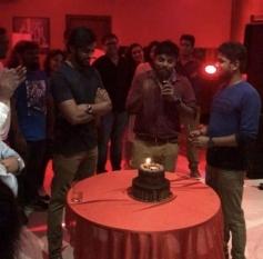 Aarav 28th Birthday Party Celebrations