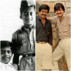 Children Day Special Childhood Pics Kannada Actors