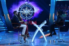 KBC 9 Finale Show With Vidya Balan & Yuvraj Singh