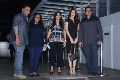 Khan Family Celebrates Helen's Birthday At Hakkasan Bandra