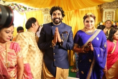Namitha & Veerandra Chowdhary Wedding Photos