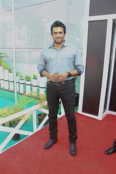 R Madhavan At Dubia Propert Show In Mumbai