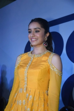 Shraddha Kapoor Launches Gen Next At IIFI Goa
