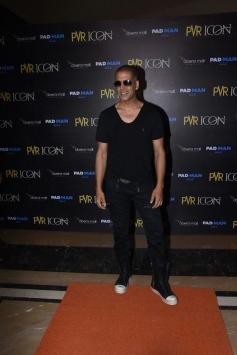 Akshay Kumar Inagurates PVR , Oberoi Mall At Goregaon