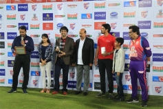 CCL T10 Blast Telugu Warriors