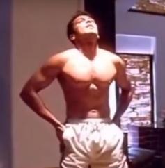 Celebrities Gym Workout Photos