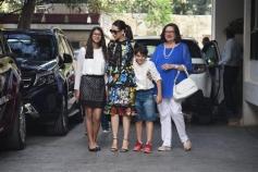 Kapoor Family Xmas Brunch 2017