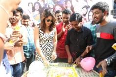 Lavanya Tripathi Birthday Celebrations With Fans