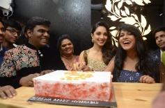 Puri Jagannadh & Kaira Advani Launches Designer Sirisha Reddy Boutique at Jubilee Hills
