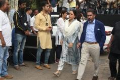 Shashi Kapoor Prayer Meet At Prithvi Theatre
