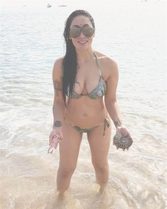 Sofia Hayat Honeymoon Pictures
