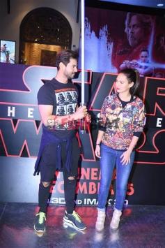 Star Wars Special Screening