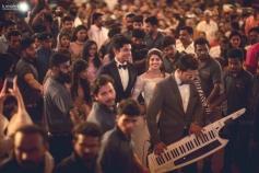 Aima Rosmy Sebastian & Kevin Paul Wedding
