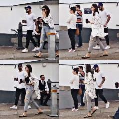 Anushka & Virat Enjoy Together In Capetown