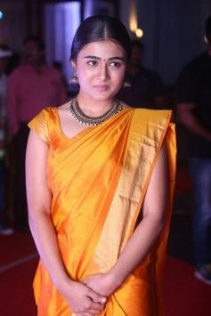 Arjun Reddy Movie Actress Shalini Pandey Rare Photos