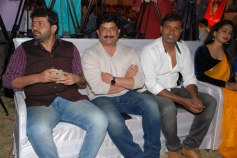Challenging Star Darshan At Vanilla Audio Release