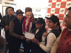 Iulia Vantur Comes Forward To Support The Heroes At Sheroes