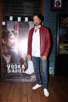 Launch Of Song Sakhi Ri From Vodka Diaries
