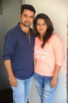 Naanu Lover Of Jaanu Prees Meet