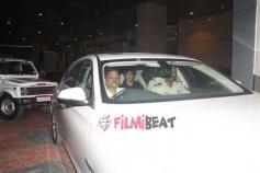 Shahrukh Khan on the set of Zero in Mumbai
