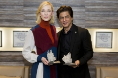 ShahRukh Khan At The 24th Annual Crystal Awards Ceremony