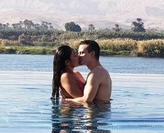 Sofia Hayat's Egypt Honeymoon Pictures Goes Viral