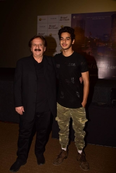 Trailer Launch of Majid Majidi's Beyond The Clouds