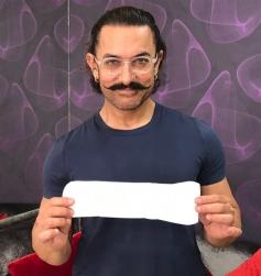 Aamir Khan Padman Challenge