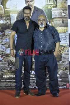 Ajay Devgan's Raid Trailer Launch At PVR Cinema