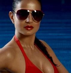 Ameesha Patel in Bikini