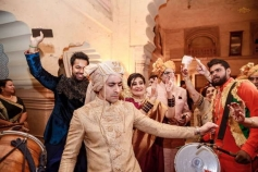 Gautam Rode And Pankhuri Awasthy Wedding Inside Photos