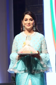 Madhuri Dixit At Royal Opera House For An Event