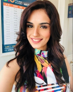 Miss World 2017 Manushi Chillar Photos