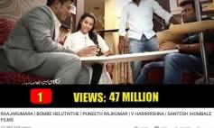Most Viewed Kannada Songs On Youtube