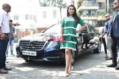 Rani Mukerji Oye Hicki Song Launch