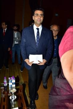 Karan Johar at FICCI FRAMES 2018 Inauguration