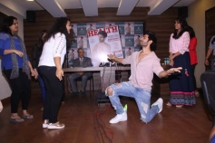 Kartik Aaryan Unveiling The March Cover Of Health & Nutrition Magazine Photos