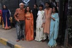 Mukhesh Bhatt's Daughter Sakshi's Engagement At Bandra