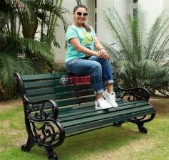 Rani Mukherjee Photoshoot For Upcoming Film Hichki In New Delhi