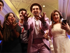 Ranveer Singh For CNN IBN India Rising Event In Delhi