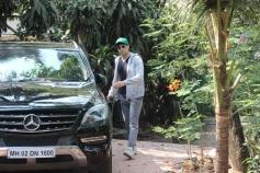 Sidharth Malhotra Spotted In Bandra Photos