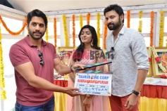 Subramanyapuram Movie Opening