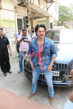 Varun Dhawan's October Movie Trailer Launch