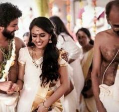 Actor Neeraj Madhav Wedding