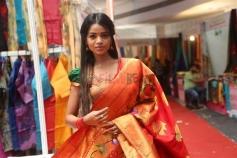 Bhavya Sri Inaugurates Silk India Expo At Shilpakala Vedika