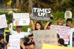 Bollywood Celebrities Protest For Asifa Justice