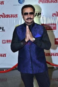 Celebs At Lokmat Awards 2018