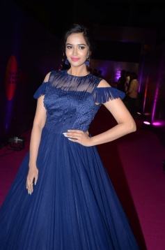 Celebs At Zee Telugu Apsara Awards 2018