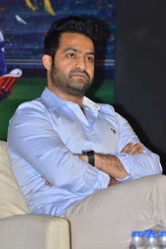 Jr NTR At VIVO IPL Press Meet