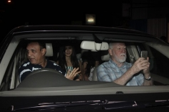 Katrina Kaif Spotted With Her Family In Mumbai